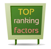 TOP 200 ranking factors in Google.