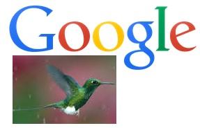 Колибри ъпдейт - най-големият в Google