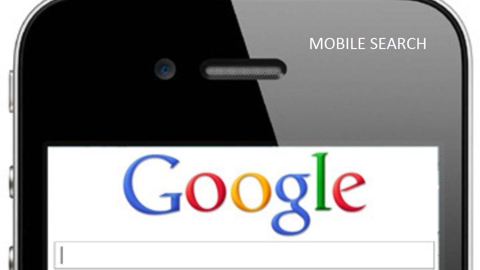 mobile search google